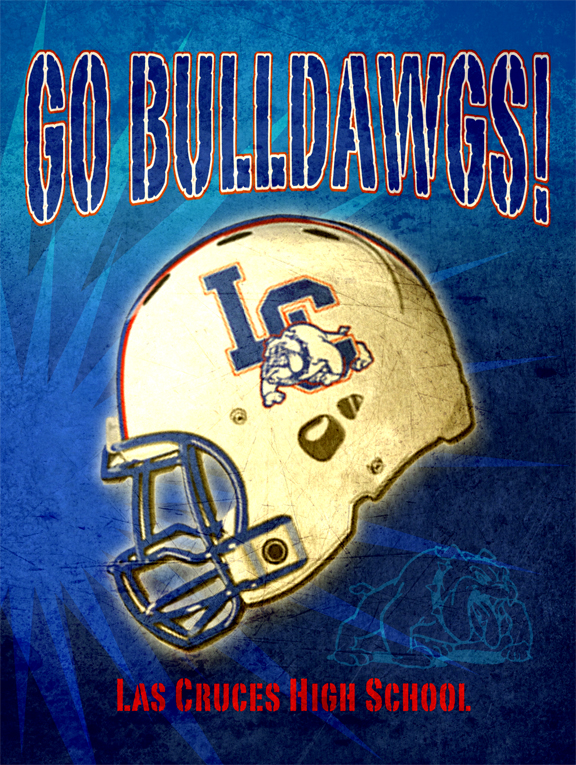 Las Cruces High poster