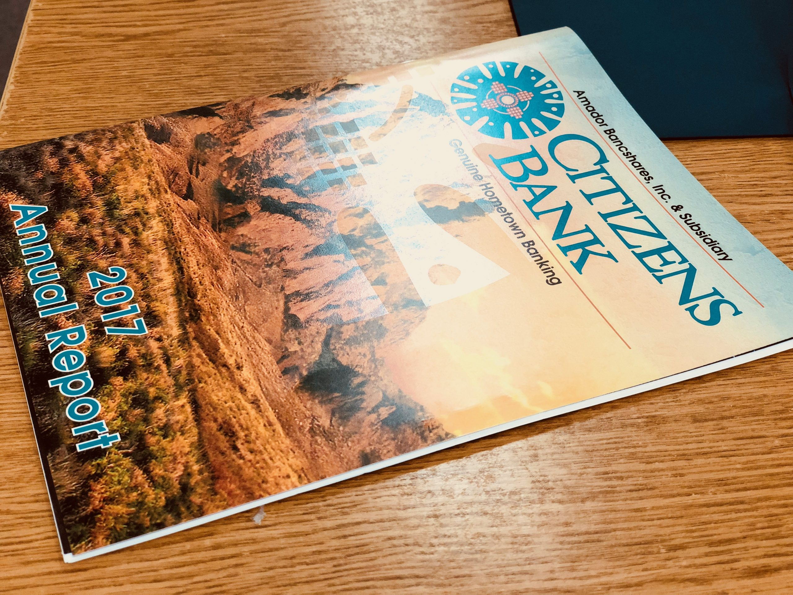 Citizens Bank Annual Report